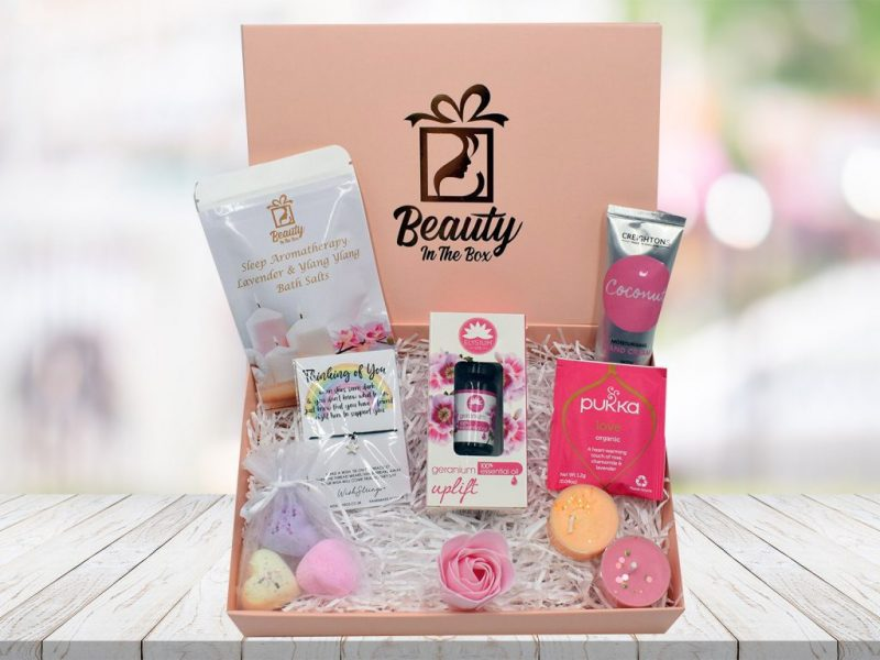 The Thinking Of You Gift Box For Her