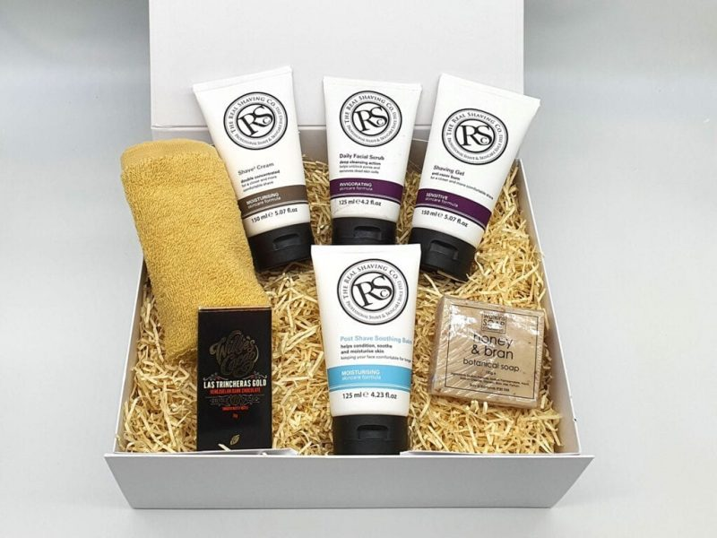 The Perfect Shave Gift Box